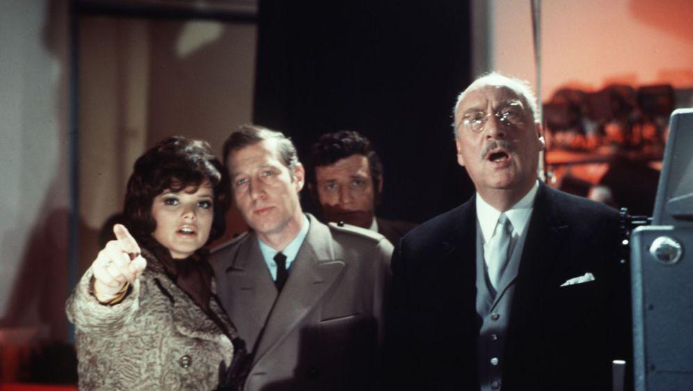 Edgar Wallace: Die Tote aus der Themse - Bildquelle: Foo