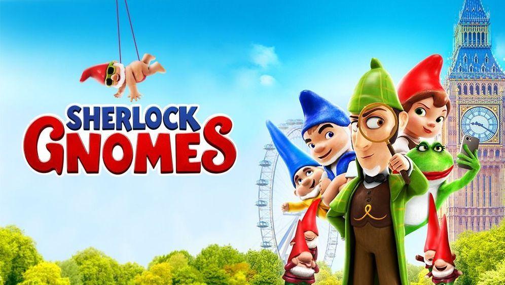 Sherlock Gnomes - Bildquelle: Foo