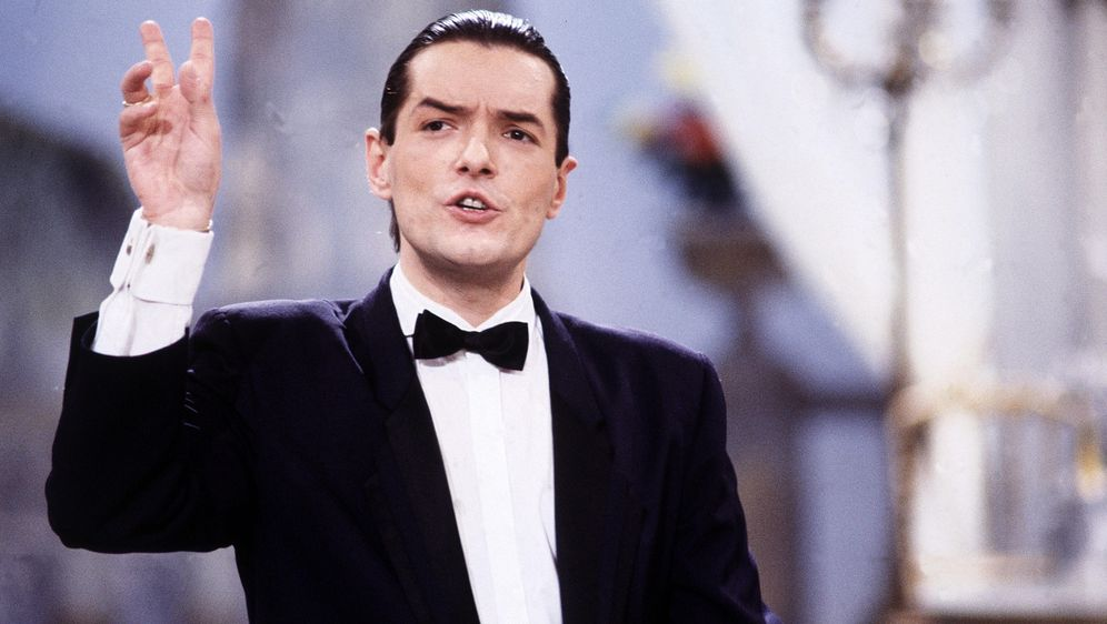 Sänger Falco im Jahr 1986 - Bildquelle: picture alliance / United Archives | United Archives / kpa