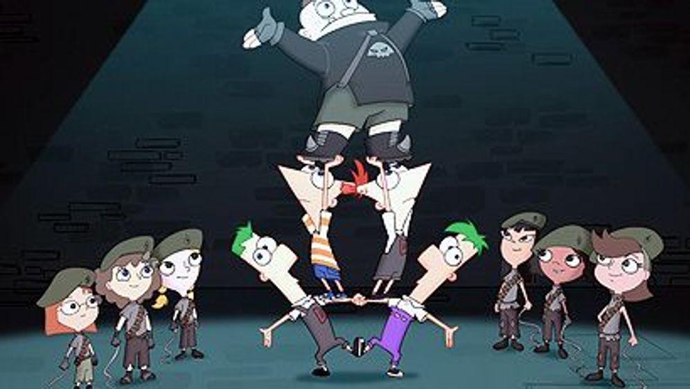 Phineas & Ferb - Der Film - Bildquelle: Foo