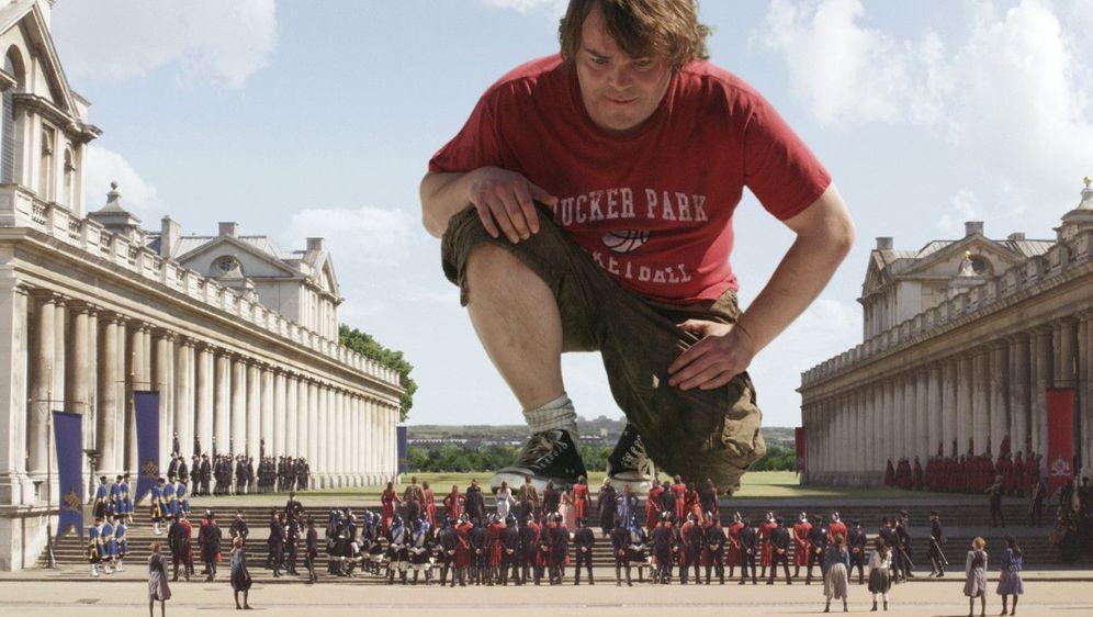 Gullivers Reisen - Da kommt was Großes auf uns zu - Bildquelle: Foo