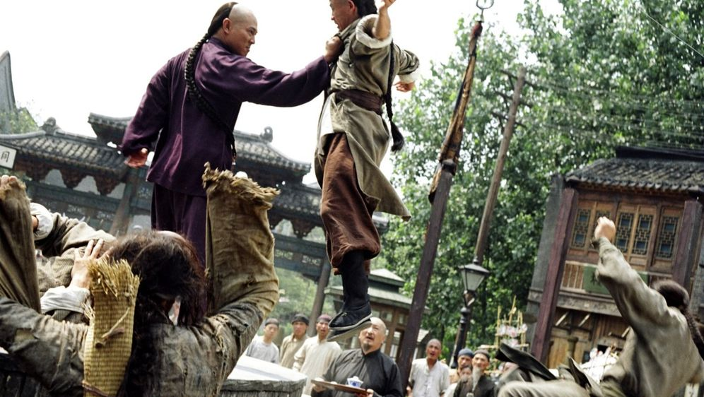 Jet Li's Fearless - Bildquelle: Foo