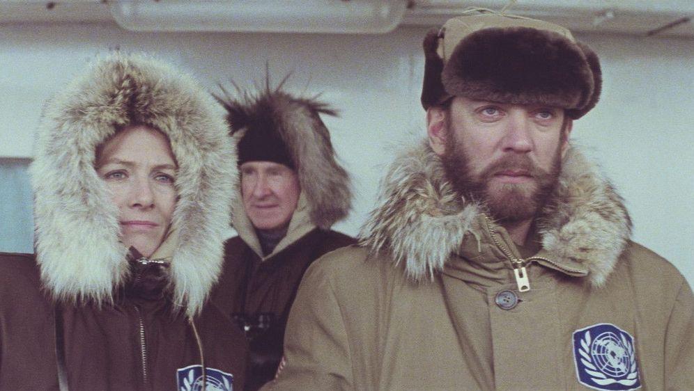 Die Bäreninsel in der Hölle der Arktis - Bildquelle: Foo