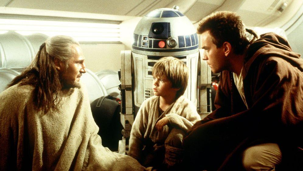 Star Wars: Die dunkle Bedrohung - Bildquelle: Foo