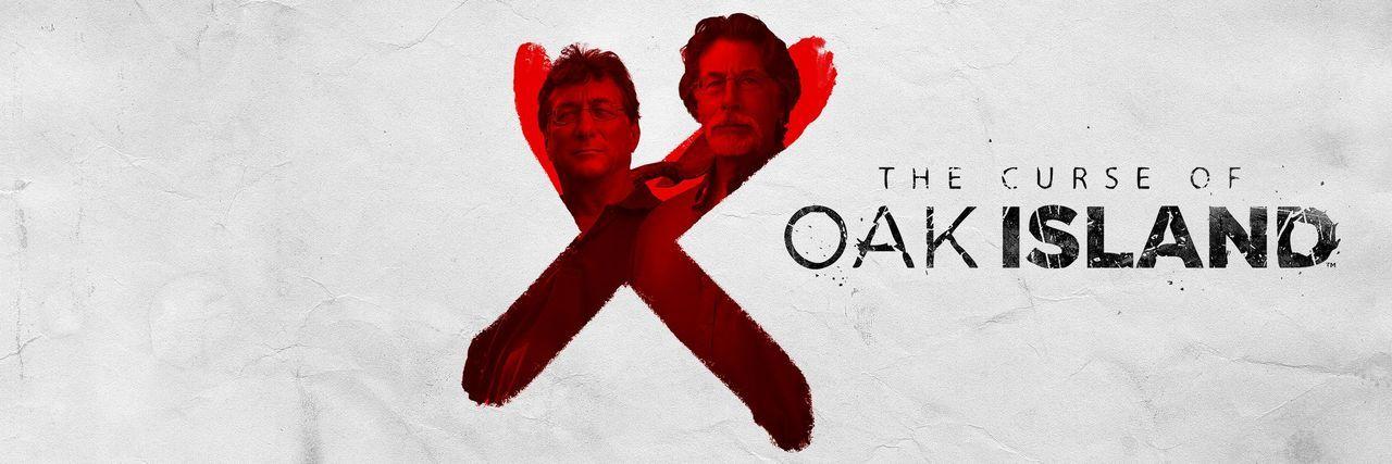 (5. Staffel) - Die Schatzsucher von Oak Island - Artwork - Bildquelle: 2017 A&E Television Networks, LLC. All Rights Reserved/ PROMETHEUS ENTERTAINMENT
