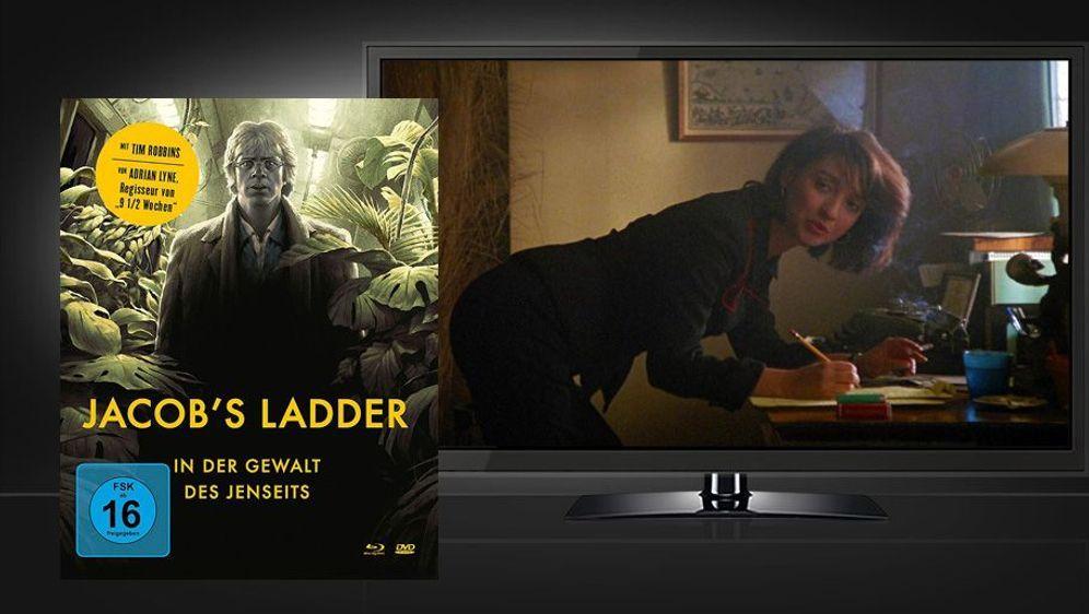 Jacob's Ladder (Mediabook Blu-ray+DVD) - Bildquelle: Foo