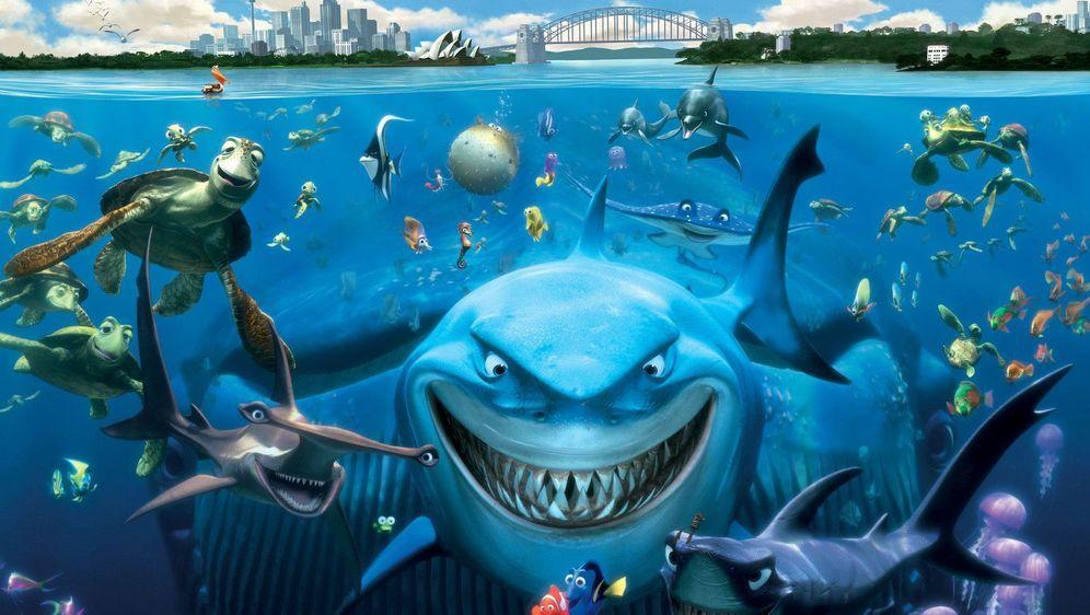 Findet Nemo - Bildquelle: Foo