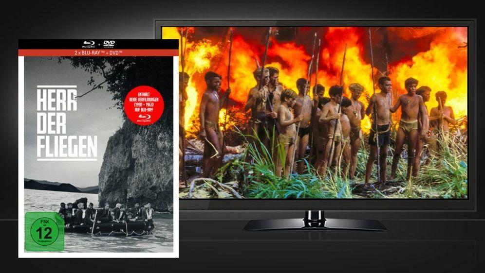 Der Herr der Fliegen (Mediabook Blu-ray + DVD) - Bildquelle: Foo