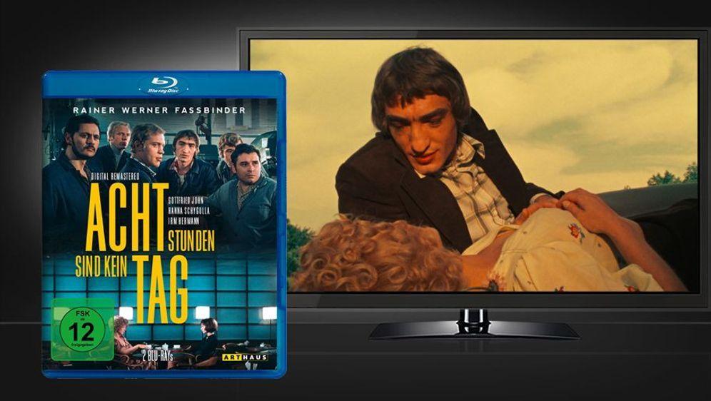 Acht Stunden sind kein Tag (Blu-ray Disc) - Bildquelle: Foo