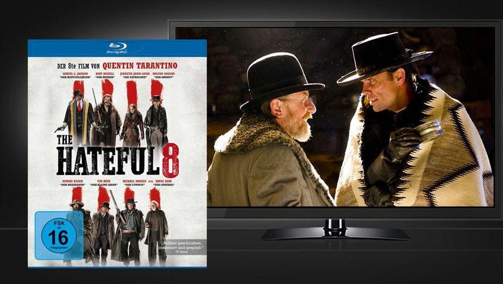 The Hateful 8 (Blu-ray Disc) - Bildquelle: Foo