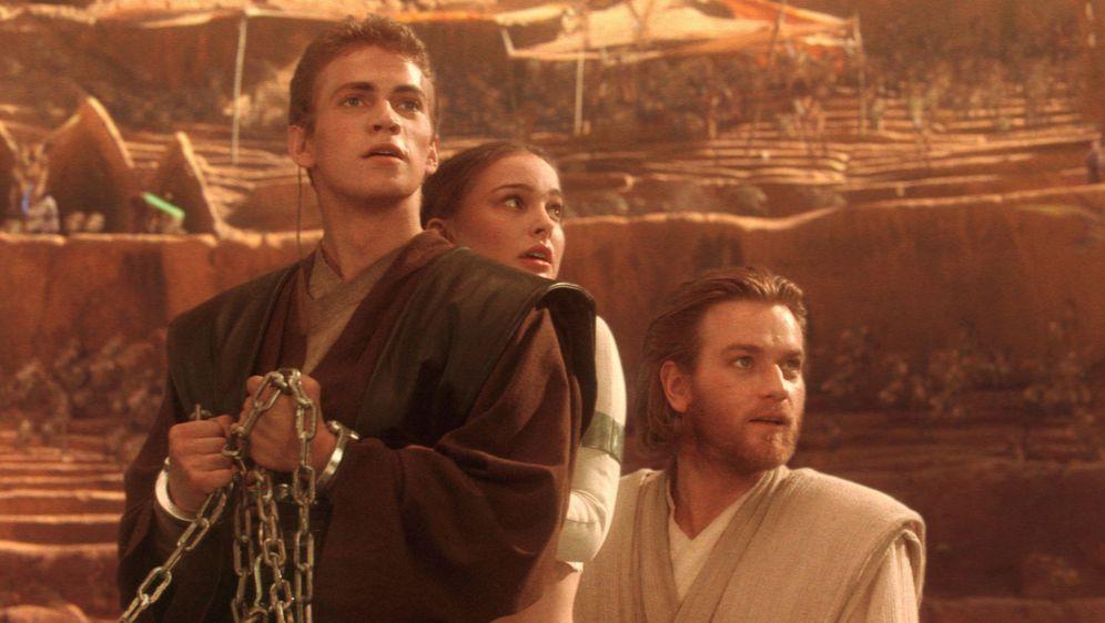 Star Wars: Angriff der Klonkrieger - Bildquelle: Foo