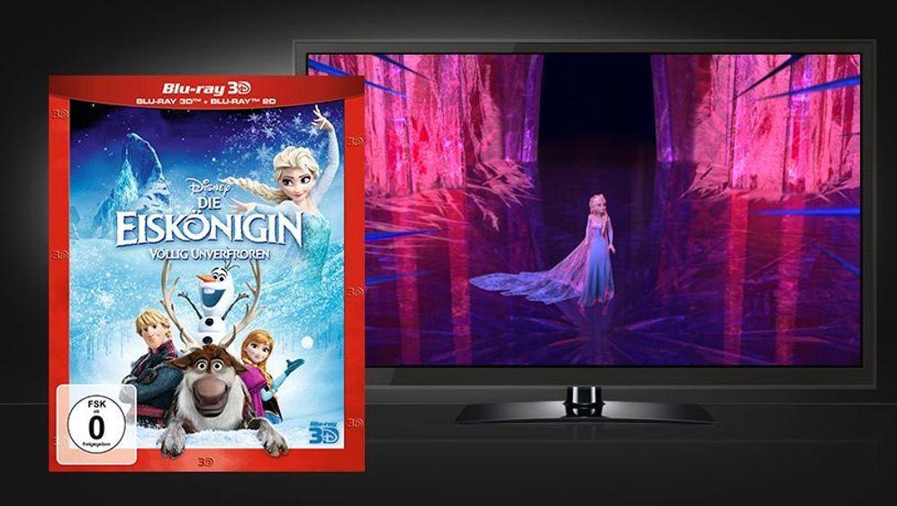 Die Eiskönigin - Völlig unverfroren (Blu-ray Disc) - Bildquelle: Foo