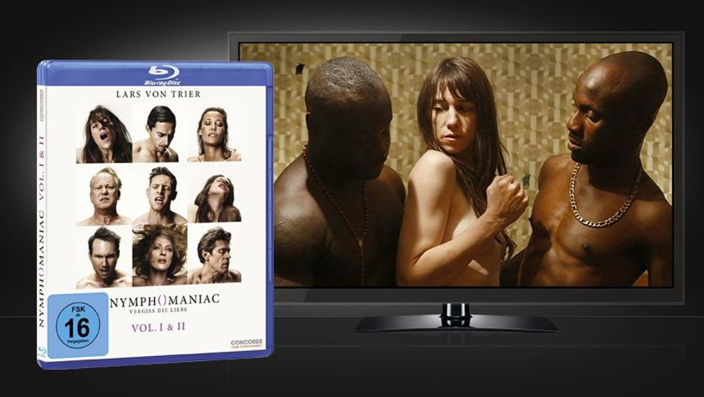 Nymphomaniac (Blu-ray disc) - Bildquelle: Foo