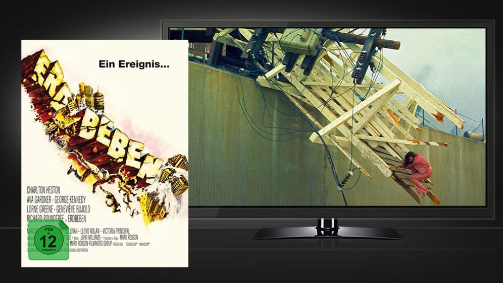 Erdbeben (Blu-ray + DVD Mediabook) - Bildquelle: Foo