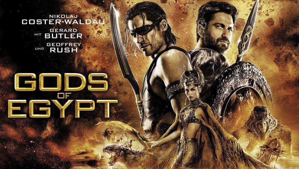 Gods of Egypt - Bildquelle: Foo