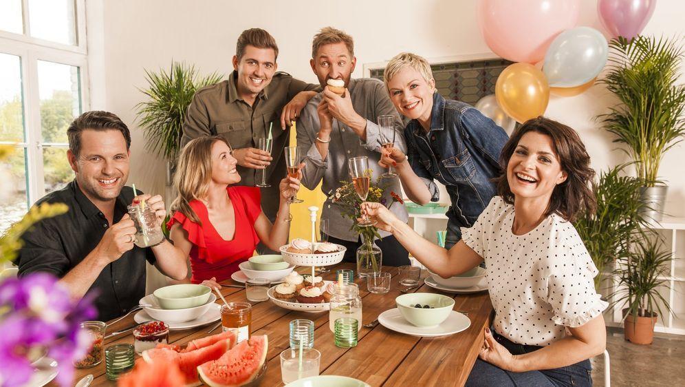SAT.1-Frühstücksfernsehen - Bildquelle: Foo