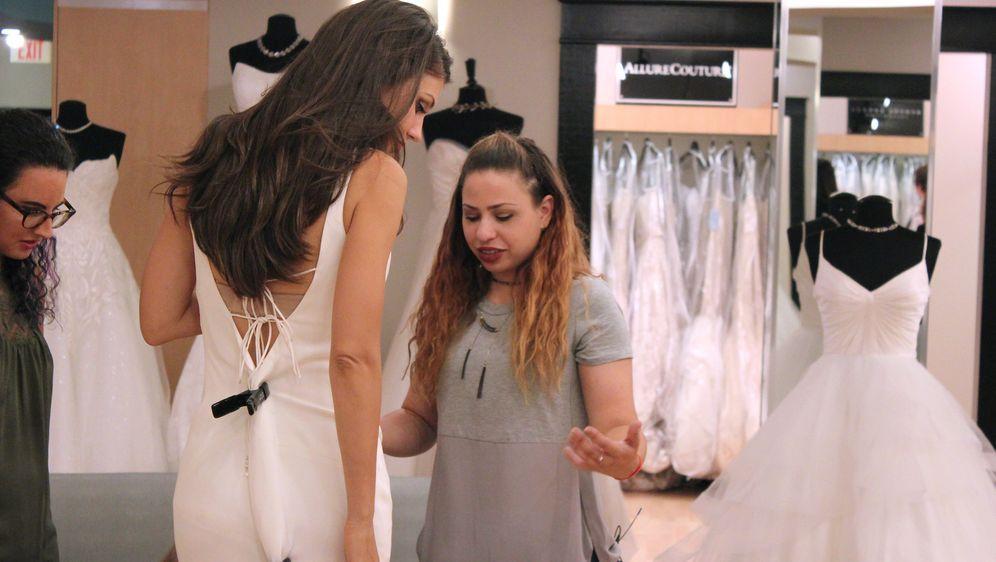 Mein perfektes Hochzeitskleid! - Atlanta - Bildquelle: Foo