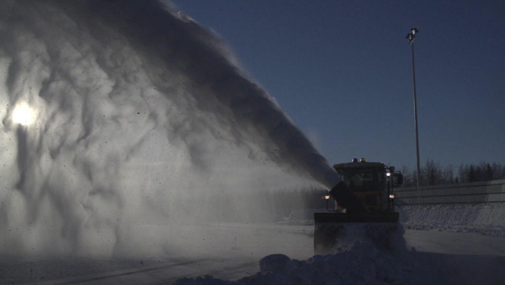 Alaskas Mega-Maschinen - Bildquelle: Foo
