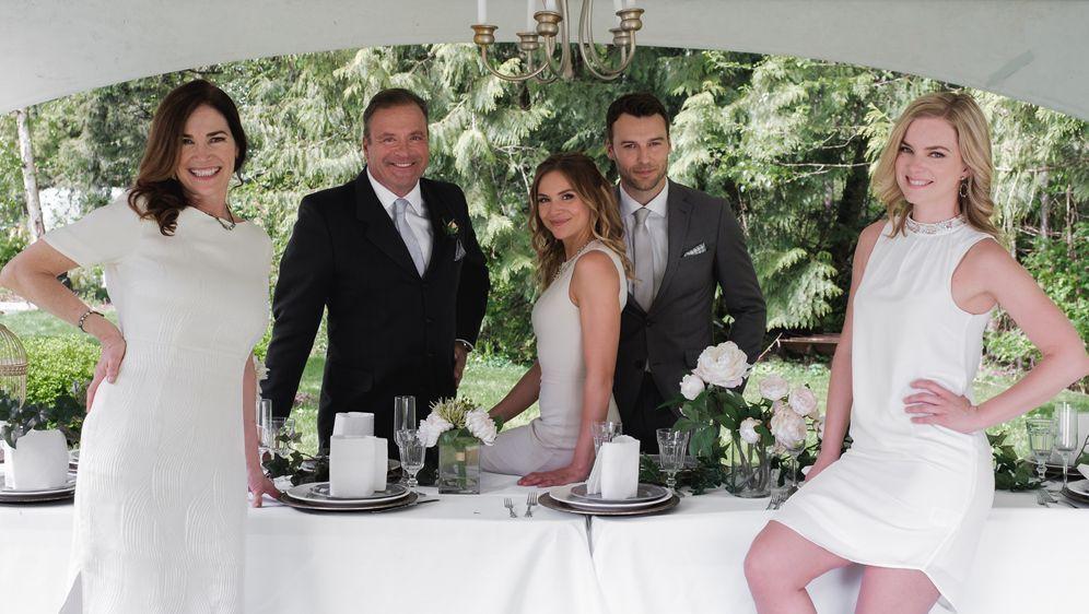 Wer setzt auf die Braut? - Bildquelle: Foo