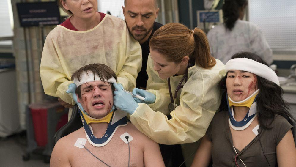 Grey's Anatomy - Die jungen Ärzte - Bildquelle: Foo