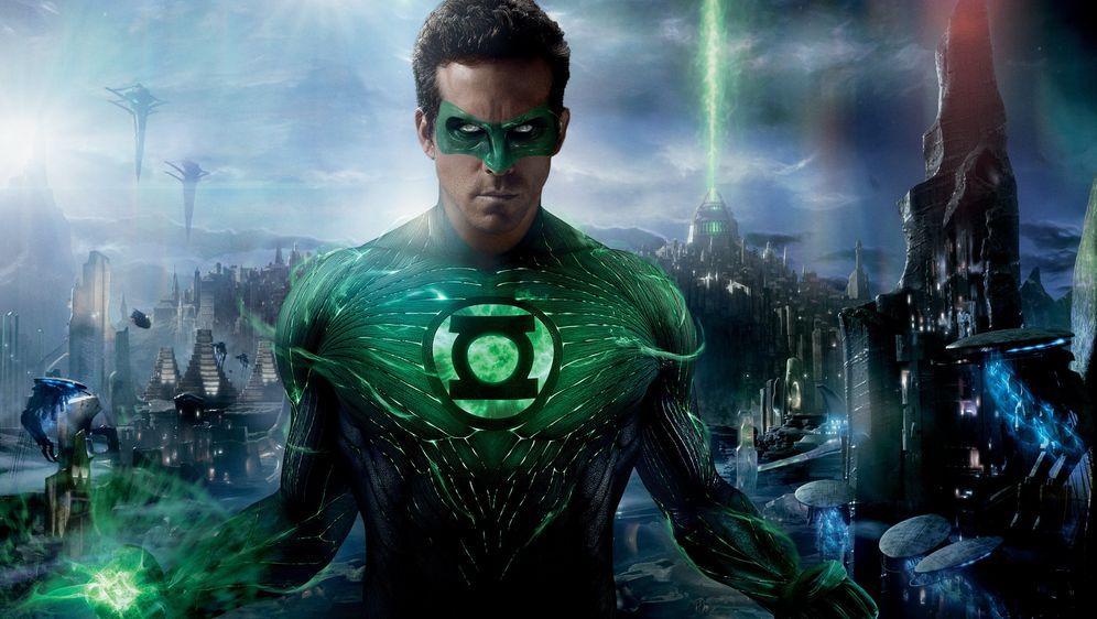 Green Lantern - Bildquelle: Foo