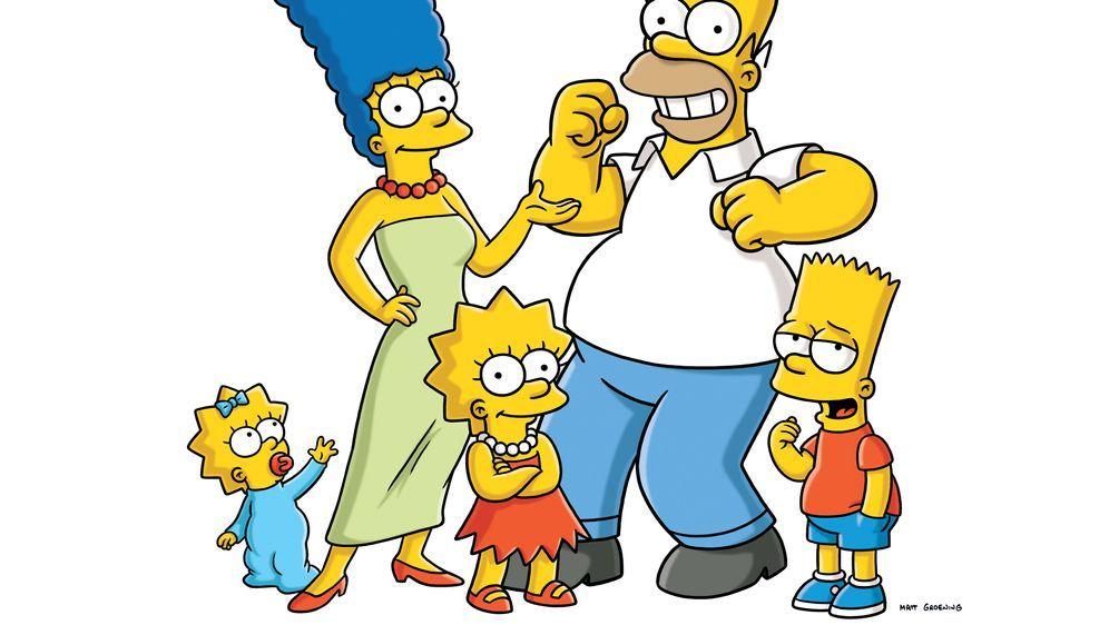 Die Simpsons - Bildquelle: Foo