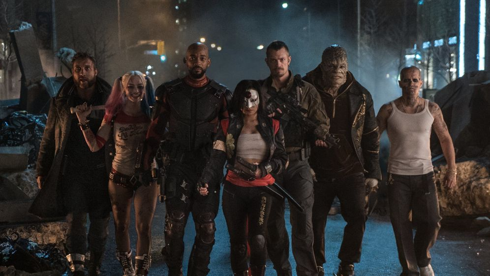Suicide Squad - Bildquelle: Foo