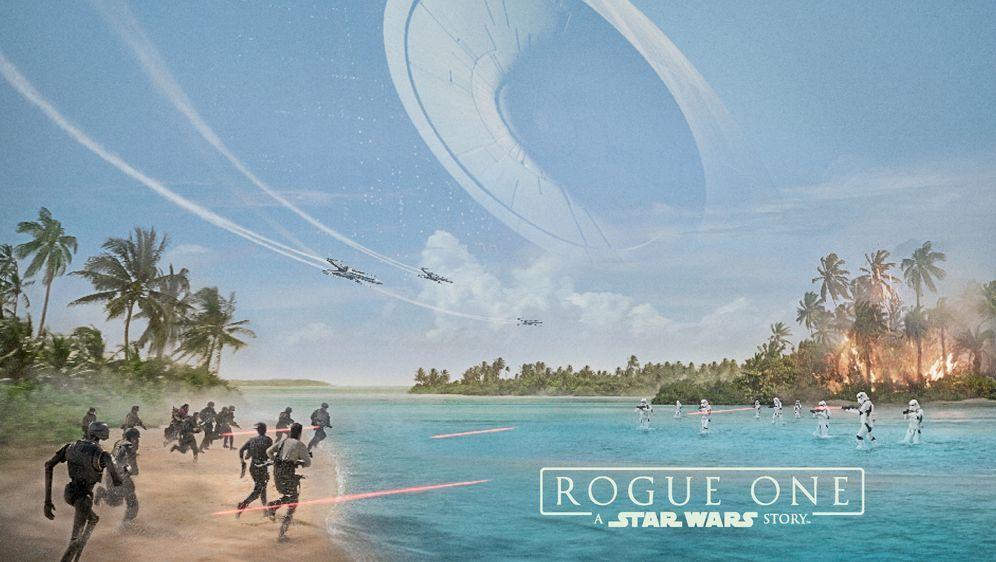 Rogue One: A Star Wars Story - Bildquelle: Foo