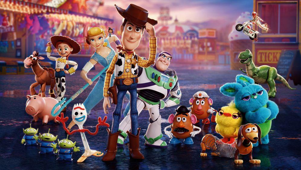 A Toy Story: Alles hört auf kein Kommando - Bildquelle: Foo