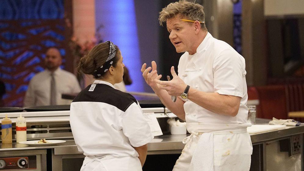 Hell's Kitchen mit Gordon Ramsay - Bildquelle: Foo