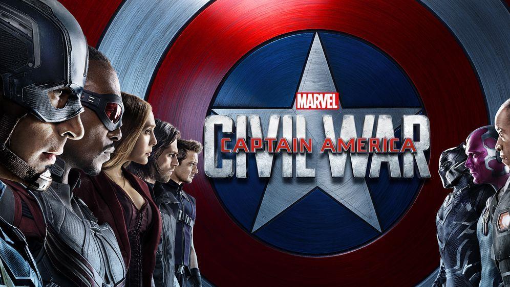 The First Avenger: Civil War - Bildquelle: Foo