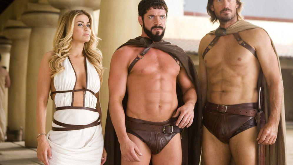 Meine Frau, die Spartaner und ich - Bildquelle: Foo