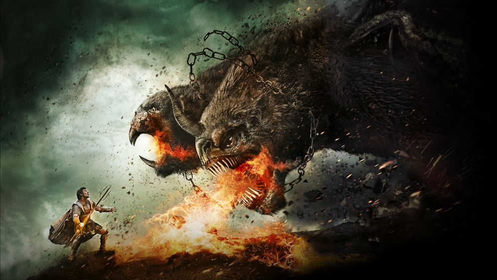 Zorn der Titanen - Bildquelle: Foo