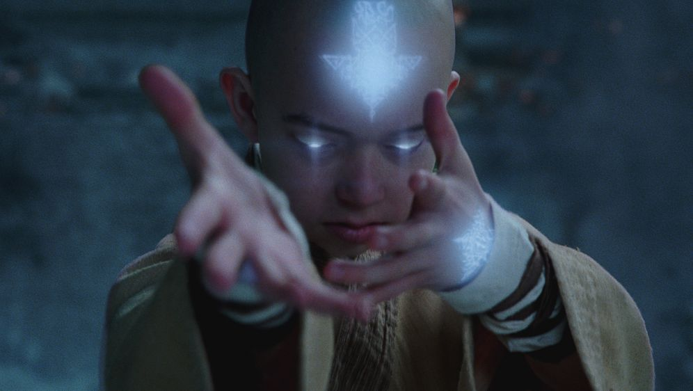 Die Legende von Aang - Bildquelle: Foo