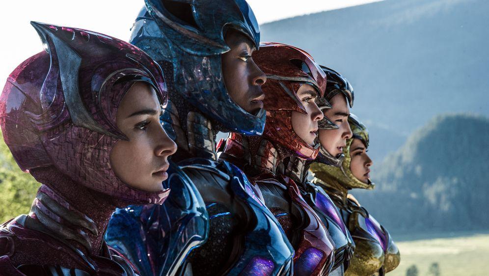 Power Rangers - Bildquelle: Foo