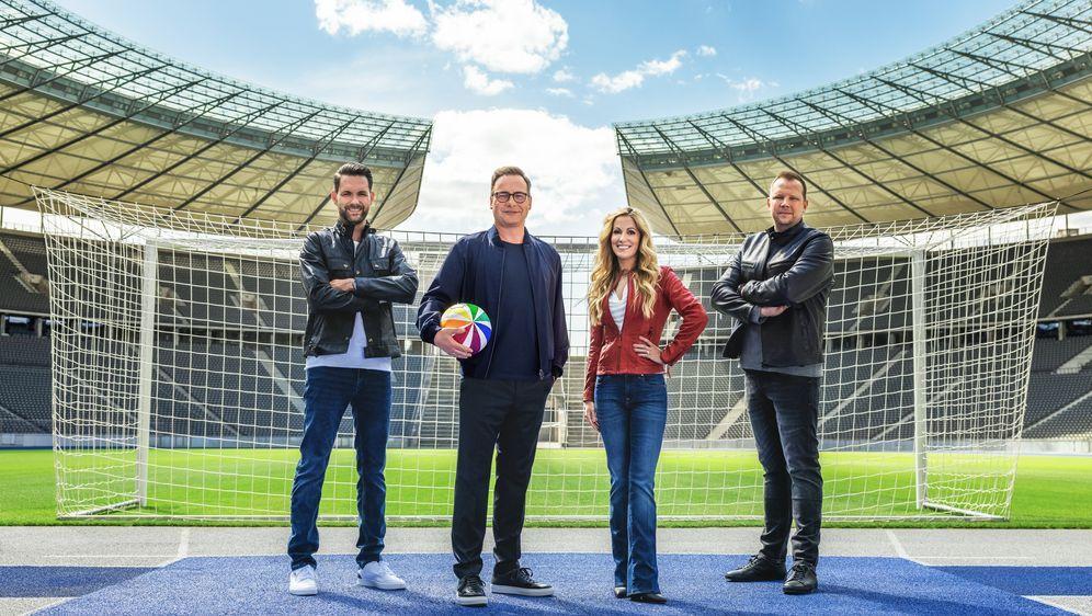 ran SAT.1 Bundesliga: Supercup Borussia Dortmund - FC Bayern München - 1. Ha... - Bildquelle: Foo
