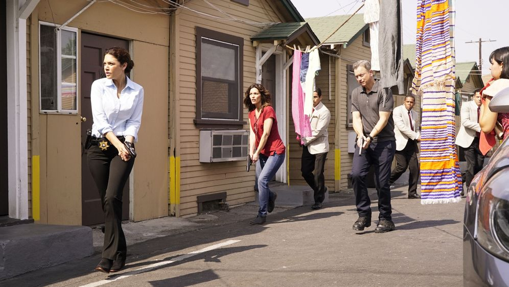 Criminal Minds: Beyond Borders - Bildquelle: Foo