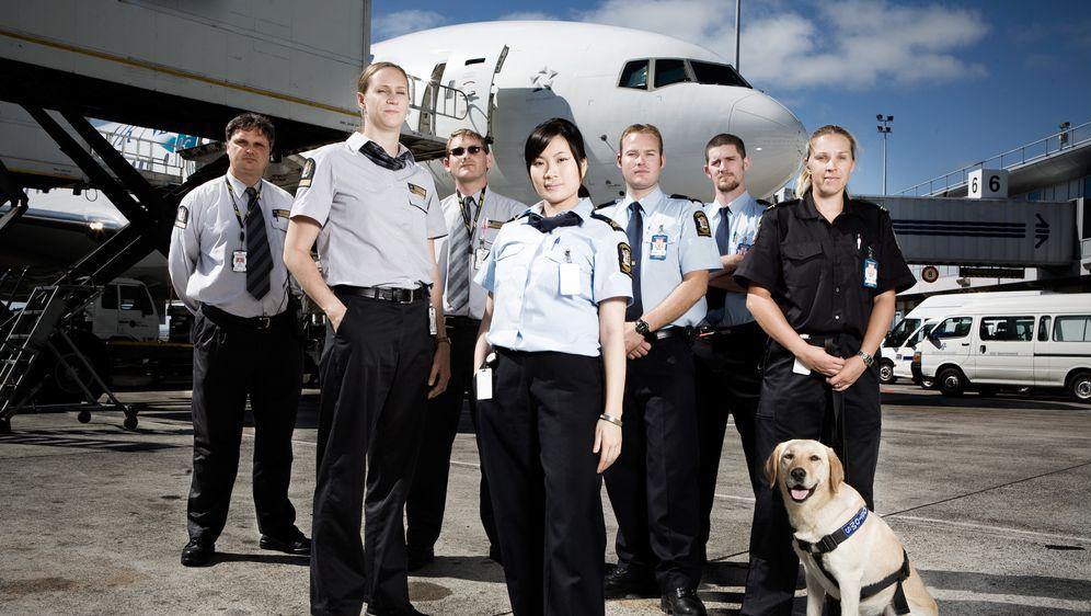 Border Patrol New Zealand - Einsatz an der Grenze - Bildquelle: Foo