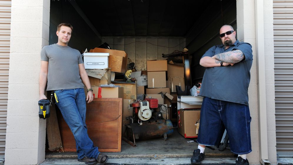 Auction Hunters - Zwei Asse machen Kasse - Bildquelle: Foo