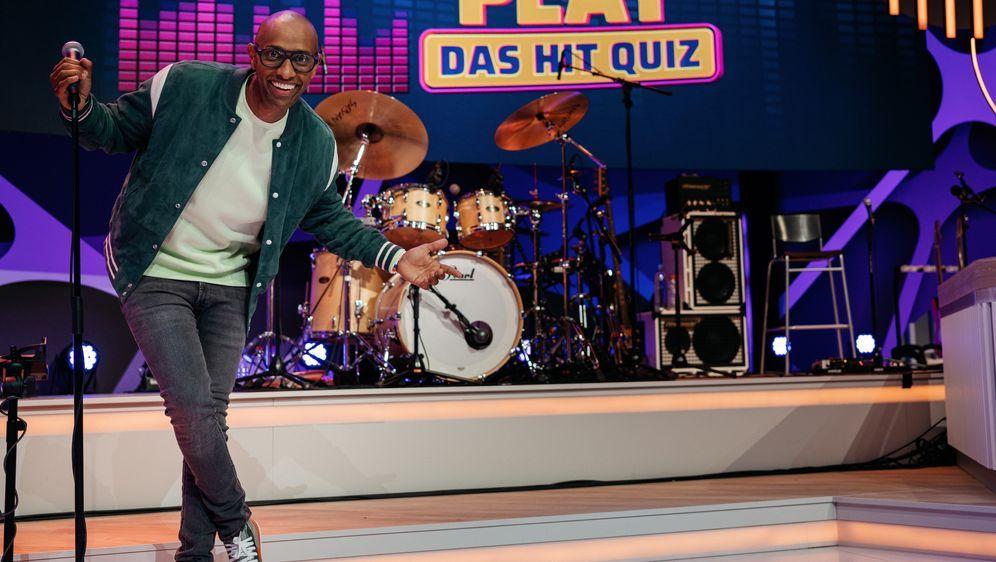Let the music play - Das Hit Quiz - Bildquelle: Foo