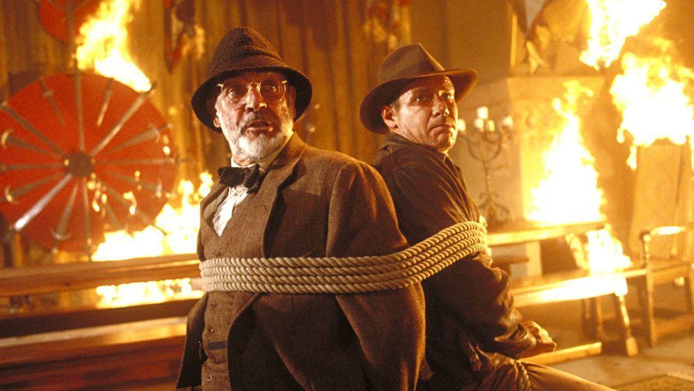 Indiana Jones und der letzte Kreuzzug - Bildquelle: Foo