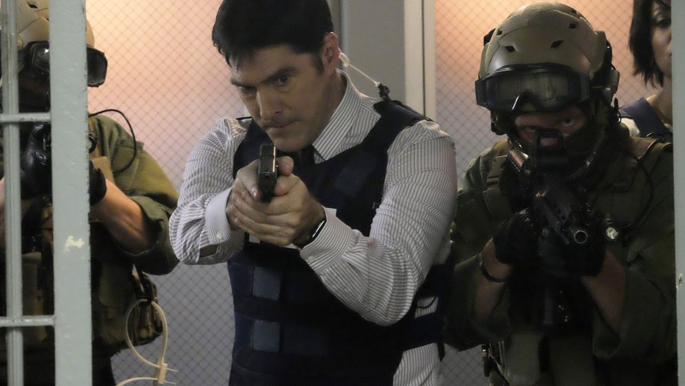 Criminal Minds - Bildquelle: Foo