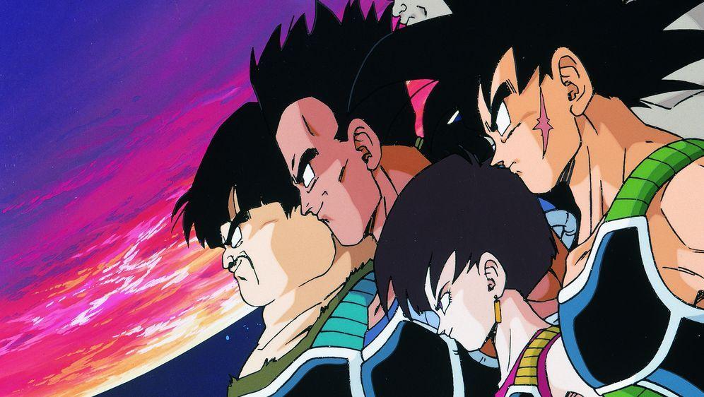 Dragon Ball Z: Father of Goku - Bildquelle: Foo