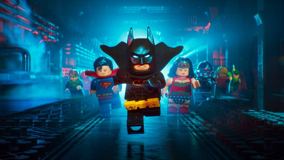 The Lego Batman Movie - Bildquelle: Foo