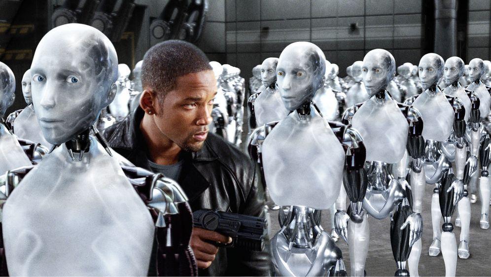 I, Robot - Bildquelle: Foo