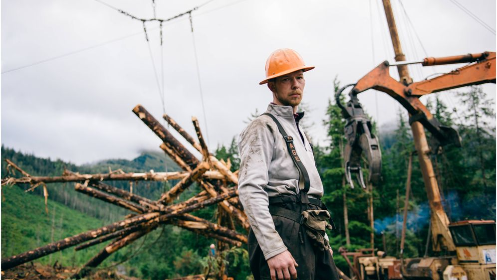 Ax Men - Die Holzfäller - Bildquelle: Foo
