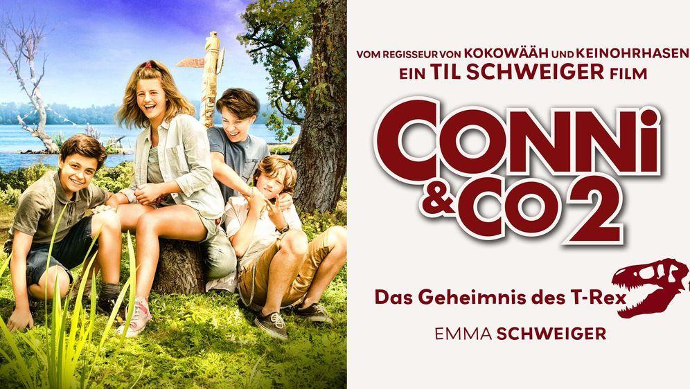 Conni & Co 2 - Das Geheimnis des T-Rex - Bildquelle: Foo