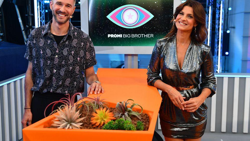 Promi Big Brother - Bildquelle: Foo